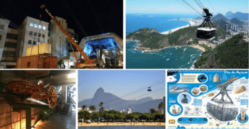 L.I.N.K. Global member Ultramar in Brazil handles landmark