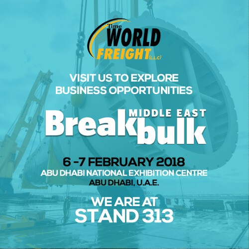 Middle East Break Bulk