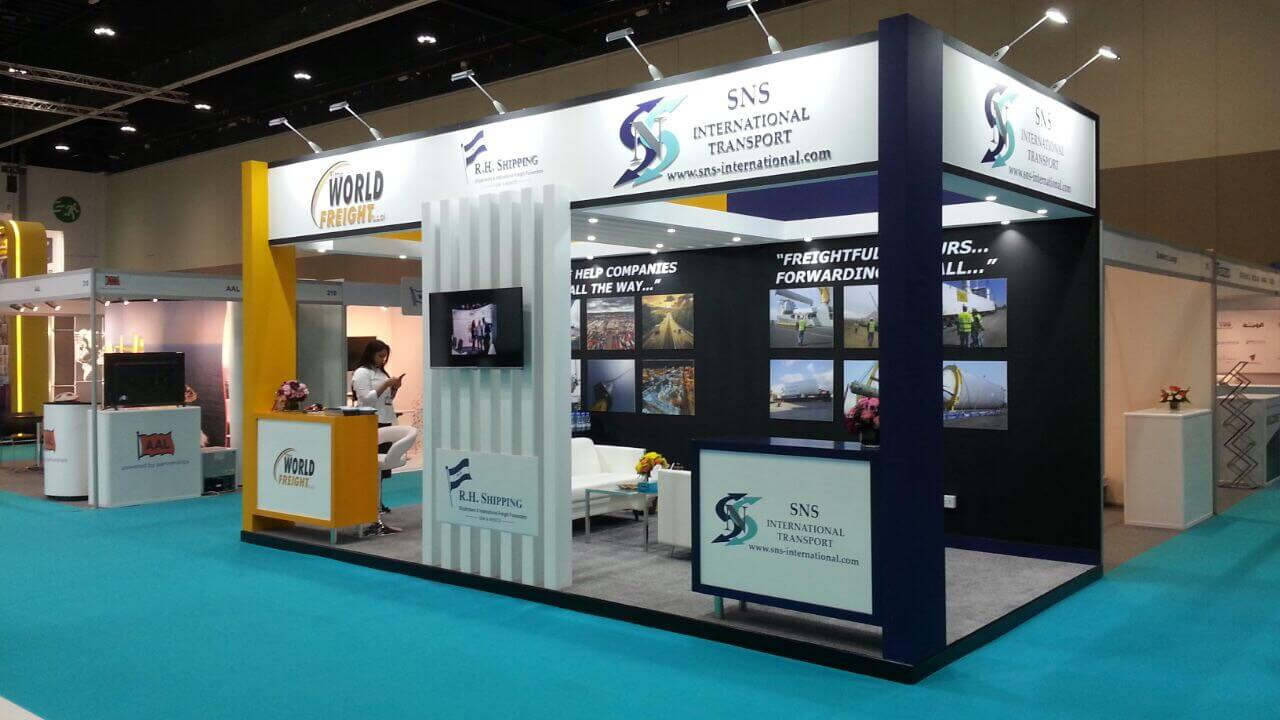 Link members united participation  at Breakbulk Abu Dhabi 2018