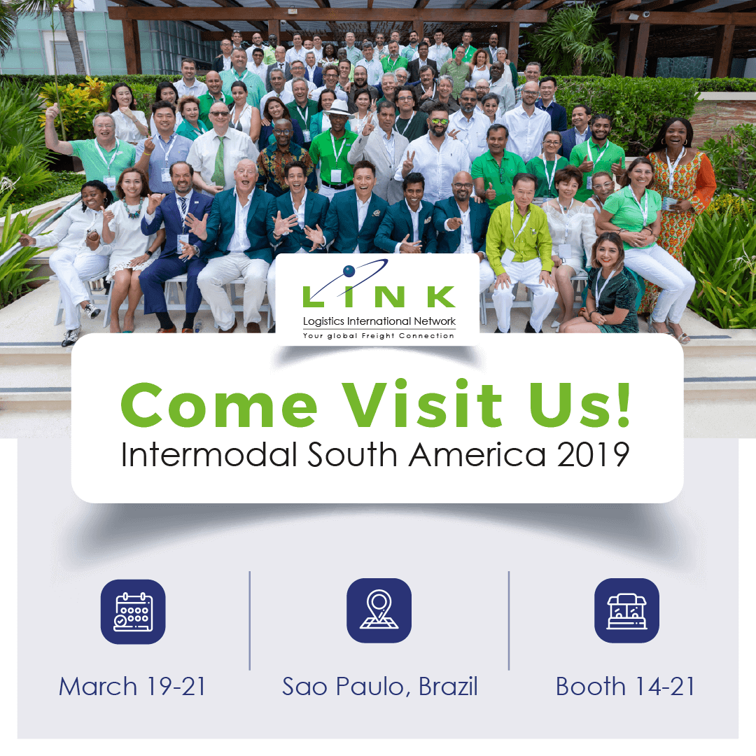 LINK Exhibition – Intermodal South America 2019