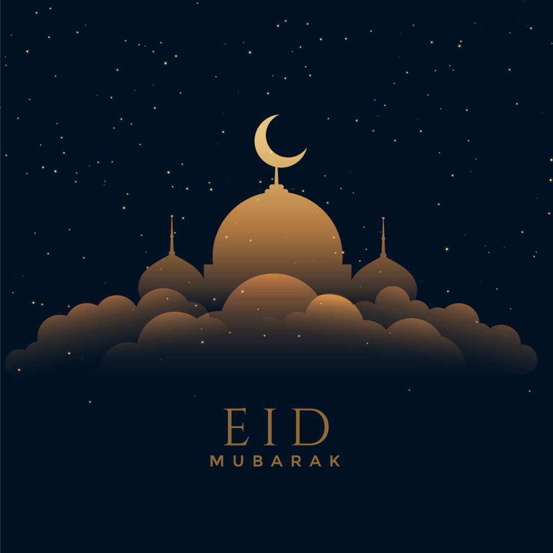 Eid Al-Fitr Greetings from Time World Freight