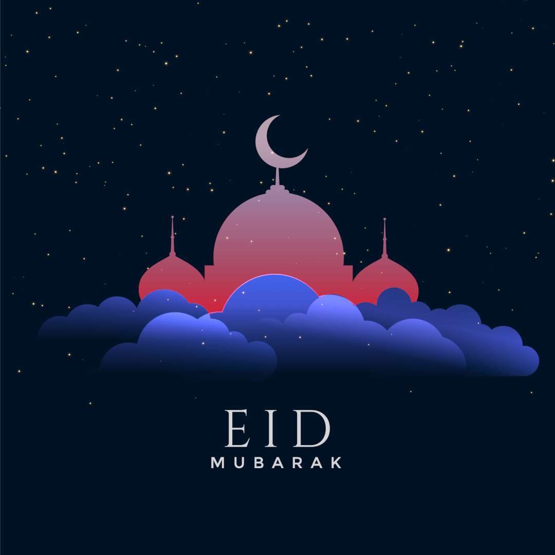 Eid Greetings from Gulf Star Freight
